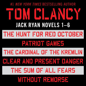 Tom Clancy s Jack Ryan Books 1 6