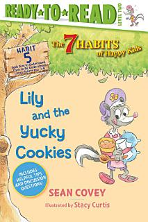 Lily and the Yucky Cookies Book