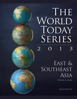 East and Southeast Asia 2013 PDF