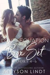 The Love Equation Box Set #2: Love Equation Box Sets, #2
