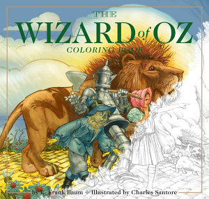 The Wizard of Oz Coloring Book PDF