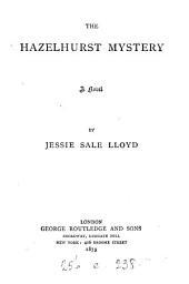 The Hazelhurst mystery