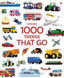 1000 Things That Go PDF