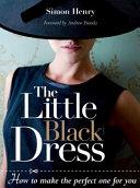 The Little Black Dress Book PDF