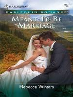 Meant To Be Marriage PDF