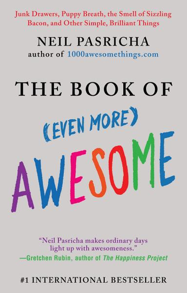 Download The Book of  Even More  Awesome Book
