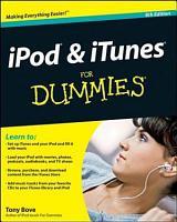 iPod   iTunes For Dummies PDF