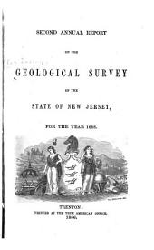 Annual Report of the Geological Survey of the State of New Jersey for the Year ...