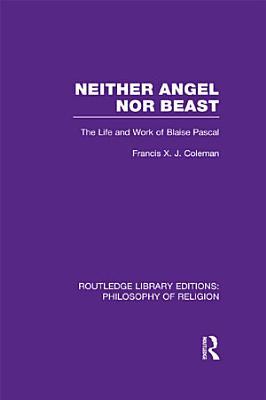 Neither Angel nor Beast PDF