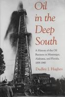 Oil in the Deep South PDF