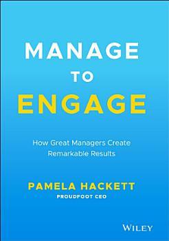 Manage to Engage PDF
