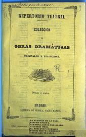Antes que te cases ...: comedia en un acto, en prosa : representada pro primera vez en el teatro del Principe el dia ... de ... de 1856