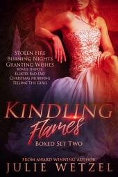 Kindling Flames Boxed Set (Books 4-5 and Granting Wishes): Paranormal Romance Series, Vampires, Shifters, and More.