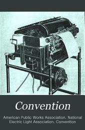 Convention: Volume 38, Part 2; Volume 55