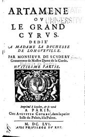 Artamène, ou, Le grand Cyrus: Volume8