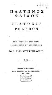 Platōnos Faidōn