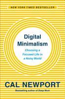 Digital Minimalism PDF