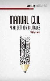 Manual CLIL para centros bilingües