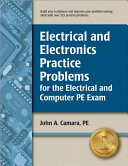Electrical and Electronics Practice Problems for the Electrical and Computer PE Exam PDF