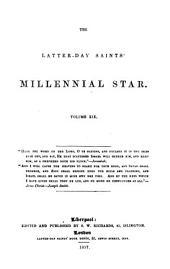 the latter day saints millenial star