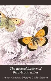 The Natural History of British Butterflies: Illustrated by Thirty-six Plates; with Memoir and Portrait of Werner, Volume 3