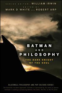 Batman and Philosophy Book