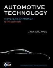 Automotive Technology: A Systems Approach: Edition 5