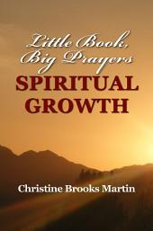 Little Book, Big Prayers: Spiritual Growth