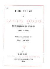 The Poems of James Hogg: The Ettrick Shepherd