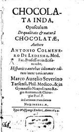 Chocolata Inda