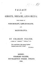 Fallacy of Ghosts, Dreams, and Omens