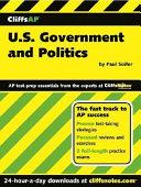 CliffsAP U S  Government and Politics