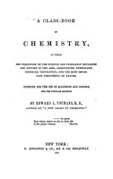 A Class book of Chemistry PDF