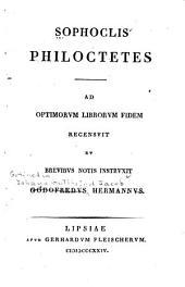Sophocles Philoctetes