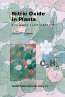 Nitric Oxide in Plants PDF