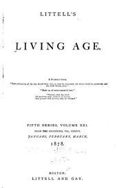 Littell's Living Age: Volume 136
