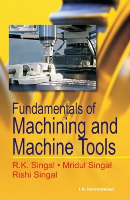 Fundamentals of Machining and Machine Tools PDF