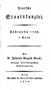 Teutsche Staatskanzlei: Band 7