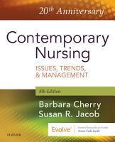 Contemporary Nursing E Book PDF