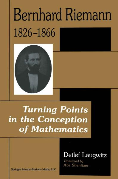 Bernhard Riemann 1826   1866 PDF