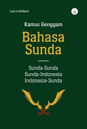 Kamus Genggam Bahasa Sunda