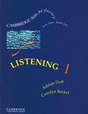 Listening 1 Pre-intermediate Student's Book
