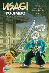 Usagi Yojimbo Volume 28: Red Scorpion: Volume 28