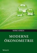 Moderne   konometrie PDF