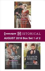 Harlequin Historical August 2018   Box Set 1 of 2 PDF