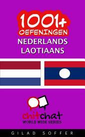 1001+ Oefeningen Nederlands - Laotiaans