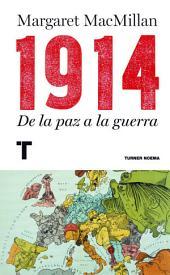 1914: De la paz a la guerra
