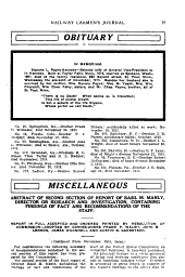 Railway Carmen's Journal: Volume 21