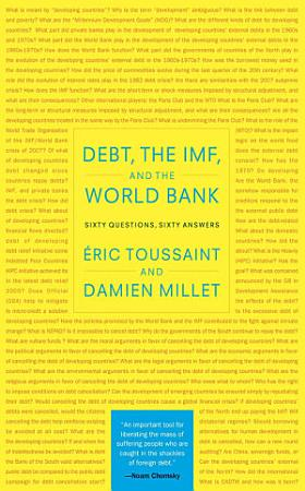 Debt  the IMF  and the World Bank PDF