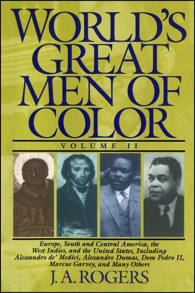 Download World s Great Men of Color Book